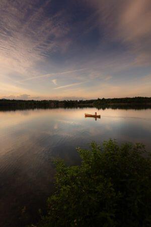 Rudniško or Kočevsko lake