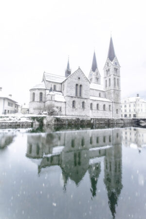 Church of St. Bartholomew's in Kočevje